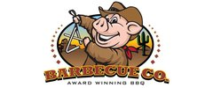 Barbecue Company Grill and Catering Logo