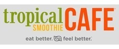 Tropical Smoothie Cafe Catering Services Logo