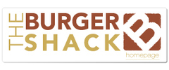 The Burger Shack Logo