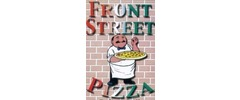 Front Street Pizza Logo