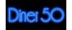 Diner 50 Logo