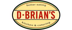 D Brian's Deli & Catering Logo