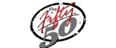 The Fifty/50 Logo