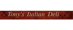 Tony's Italian Deli Logo
