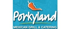 Porkyland Mexican Grill & Catering Logo