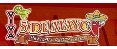 5 De Mayo Mexican Restaurant Logo