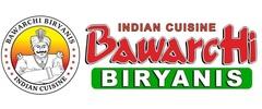 Bawarchi Biryani's Indian Cuisine Logo