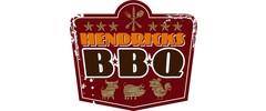 Hendrick's BBQ Logo