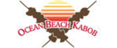 Ocean Beach Kabob Logo
