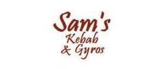 Sam's Kebab & Gyros Logo