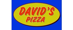 David's Pizza Logo