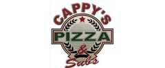 Cappy's Pizza & Subs Logo