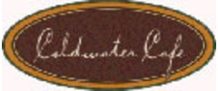 Coldwater Cafe & Catering Logo