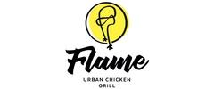 Flame Urban Chicken Grill Logo