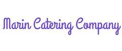 Marin Catering Company Logo