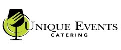Unique Events Catering Logo