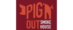 Piggin' Out Smokehouse Logo