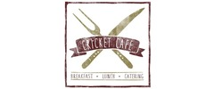 Cricket Cafe & Catering Logo