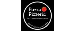 Pazzo Pizzeria Logo