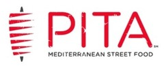 Pita Mediterranean Street Food Logo