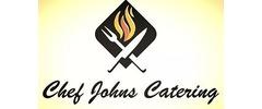 Chef John's Catering Logo