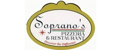 Soprano's Pizzeria and Restaurant Logo