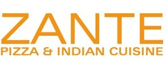 Zante Pizza and Indian Cuisine Logo