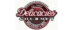 Delicacies Gourmet Logo