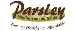 Parsley Mediterranean Grille Logo