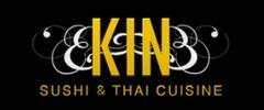 Kin Sushi and Thai Cuisine Logo