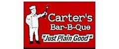 Carter's BBQ logo