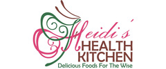 Heidi's Health Kitchen Logo