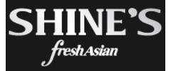 Shine's Fresh Asian Logo