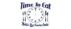 Time to Eat Cafe Logo