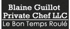 Blaine Guillot Private Chef LLC Logo
