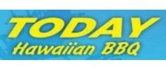 Today Hawaiian BBQ Logo