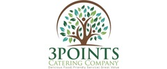 3 Points Catering Company Logo