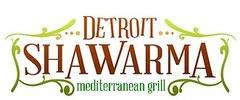 Detroit Shawarma Logo