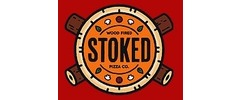 Stoked Wood Fired Pizza Co Logo