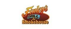 Finley's   Grill & Smokehouse logo