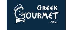 Greek Gourmet Restaurant Logo