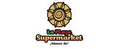 La Plaza Supermarket Logo