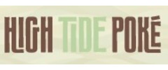 High Tide Poke Logo