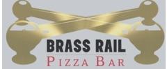 Brass Rail Pizza Bar Logo