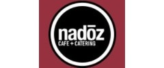 Nadoz Cafe and Catering Logo