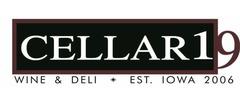 Cellar 19 Logo
