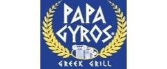 Papa Gyros Logo