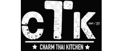 Charm Thai Kitchen Logo