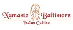 Namaste Baltimore Logo
