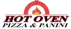 Hot Oven Pizza and Panini Logo